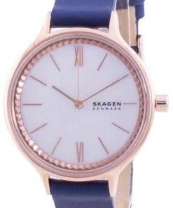 Skagen Anita White Mother Of Pearl Dial Quartz SKW2864 Womens Watch