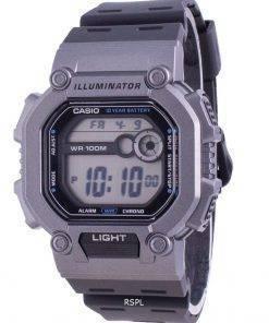 Casio Youth Illuminator W-737H-1A2 W737H-1A2 100M Men's Watch
