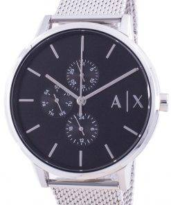 Armani Exchange Cayde Black Dial AX2714 Quartz Men's Watch