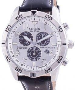Citizen Perpetual Calendar Chronograph Eco-Drive BL5470-14A 100M Men's Watch