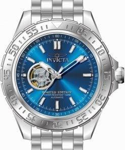 Invicta Pro Diver Limited Edition Open Heart Dial Quartz 34260 100M Men's Watch
