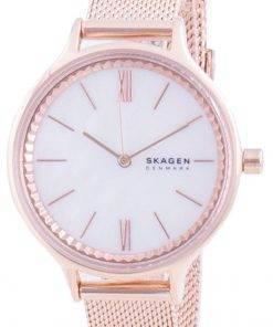 Skagen Anita Mother Of Pearl Dial Quartz SKW2865 Women's Watch