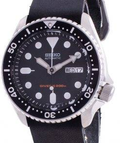 Seiko Discover More Automatic Diver's SKX007K1-var-LS19 200M Men's Watch