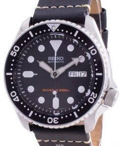 Seiko Discover More Automatic Diver's SKX007K1-var-LS20 200M Men's Watch