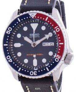 Seiko Automatic Diver's Blue Dial SKX009K1-var-LS16 200M Men's Watch