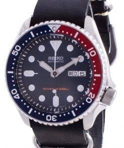 Seiko Automatic Diver's Deep Blue SKX009K1-var-LS19 200M Men's Watch