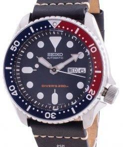 Seiko Automatic Diver's Deep Blue SKX009K1-var-LS20 200M Men's Watch