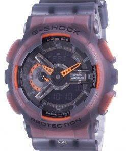 Casio G-Shock Special Color Quartz GA-110LS-1A GA110LS-1 200M Mens Watch