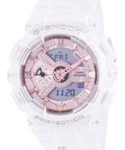 Casio G-Shock Neobrite Qaurtz GMA-S110SR-7A GMAS110SR-7 200M Womens Watch