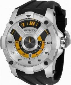 Invicta S1 Rally Black Dial Automatic 33484 100M Mens Watch