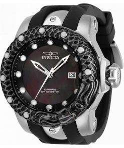 Invicta Venom Mother Of Pearl Dial Automatic 33598 1000M Divers Mens Watch