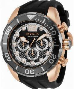 Invicta Pro Diver Chronograph Quartz 33822 100M Mens Watch