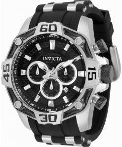Invicta Pro Diver Chronograph Quartz 33834 100M Mens Watch