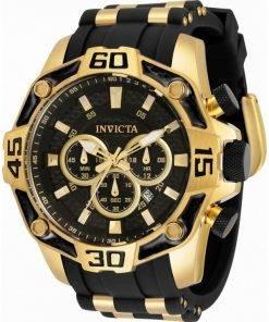 Invicta Pro Diver Chronograph Quartz 33837 100M Mens Watch