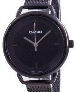 Casio Black Dial Quartz LTP-E413MB-1A LTPE413MB-1 Womens Watch