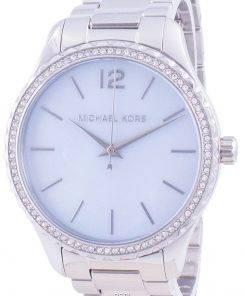 Michael Kors Layton Diamond Accents Quartz MK6847 Womens Watch