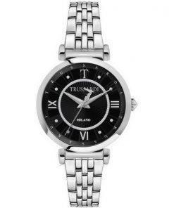 Trussardi T-Twelve Milano Diamond Accents Quartz R2453138504 Womens Watch