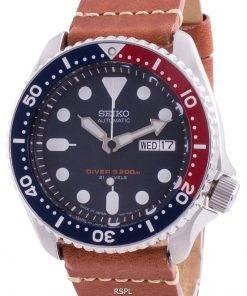 Seiko Automatic Divers SKX009J1-var-LS21 200M Japan Made Mens Watch