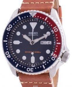 Seiko Automatic Divers Deep Blue SKX009K1-var-LS21 200M Mens Watch