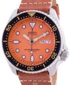 Seiko Automatic Divers SKX011J1-var-LS21 200M Japan Made Mens Watch