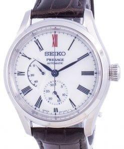 Seiko Presage Arita Porcelain Automatic SPB093J SPB093J1 SPB093 100M Mens Watch
