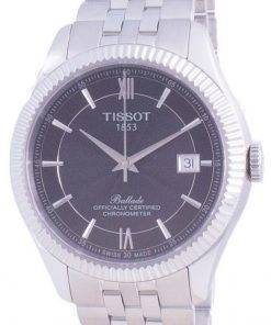Tissot Ballade Powermatic 80 Silicium Automatic T108.408.11.058.00 T1084081105800 Mens Watch