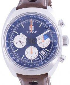 Tissot Heritage 1973 Chronograph Automatic T124.427.16.041.00 T1244271604100 100M Mens Watch