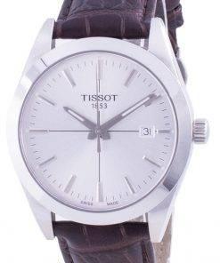 Tissot T-Classic Gentleman Quartz T127.410.16.031.01 T1274101603101 100M Mens Watch