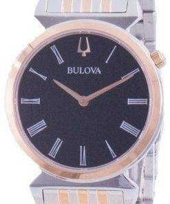 Bulova Classic Regatta Quartz 98L265 Womens Watch