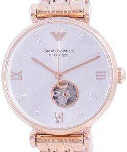 Emporio Armani Gianni Diamond Accents Automatic AR60023 Womens Watch