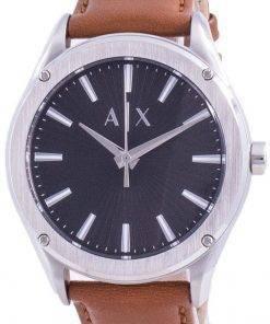 Armani Exchange Fitz Black Dial Quartz AX2808 Mens Watch
