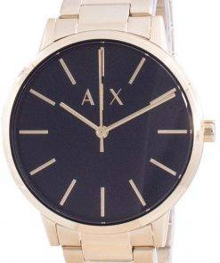 Armani Exchange Black Dial Quartz AX7119 Mens Watch