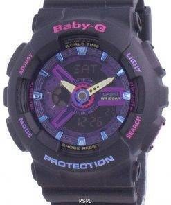 Casio Baby-G Special Color BA-110TM-1A BA110TM-1A 100M Womens Watch
