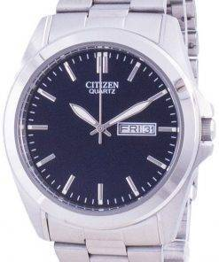 Citizen Blue Dial Stainless Steel Quartz BF0580-57L Mens Watch