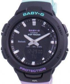 Casio Baby-G G-Squad BSA-B100MT-1A BSAB100MT-1 100M Womens Watch