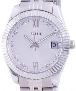Fossil Scarlette Mini Diamond Accents Quartz ES4897 Womens Watch