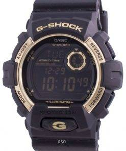Casio G-Shock Digital G-8900GB-1 G8900GB-1 200M Mens Watch