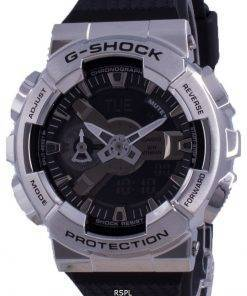 Casio G-Shock Black Dial GM-110-1A GM110-1 200M Mens Watch