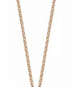 Morellato Perfetta Rose Gold Tone Sterling Silver SALX11 Womens Necklace