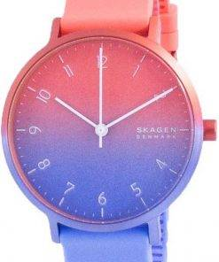 Skagen Aaren Ombre Multicolour Dial Quartz SKW2901 Womens Watch