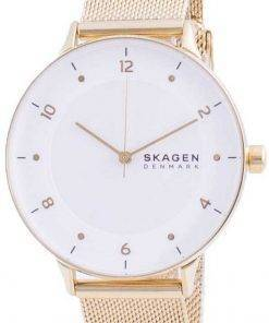 Skagen Riis Silver Dial Quartz SKW2914 Womens Watch
