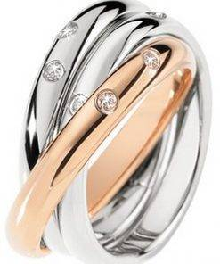Morellato Love Rings Stainless Steel SNA31014 Womens Ring