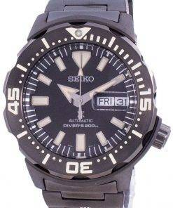 Seiko Prospex Monster Automatic Divers SRPD29 SRPD29K1 SRPD29K 200M Mens Watch