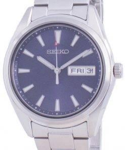 Seiko Blue Dial Quartz SUR347 SUR347P1 SUR347P 100M Mens Watch