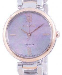 Citizen Eco-Drive Analog EM0536-84Y Womens Watch