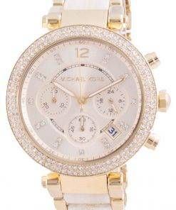 Michael Kors Parker Diamond Accent Quartz MK6831 Women's Watch