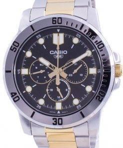 Casio Enticer Analog Quartz MTP-VD300SG-1E MTPVD300SG-1E Mens Watch
