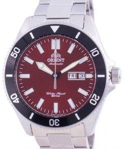 Orient Sports Diver Red Dial Automatic RA-AA0915R19B 200M Mens Watch