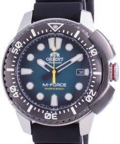 Orient M-Force Automatic Divers RA-AC0L04L00B 200M Mens Watch