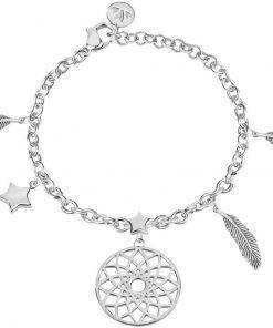 Morellato Gipsy Stainless Steel SAQG15 Womens Bracelet